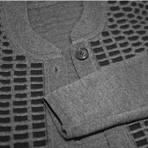 NWT Varsity Knit Jacket